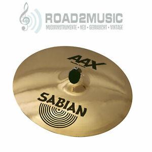 """Sabian AAX 17/"""" Studio Crash Brilliant Becken Drums Schlagzeug   *TOPDEAL*"""