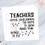 Teacher-Leaving-Gift-Set-School-Leaver-11oz-Ceramic-Mug-And-Card thumbnail 2