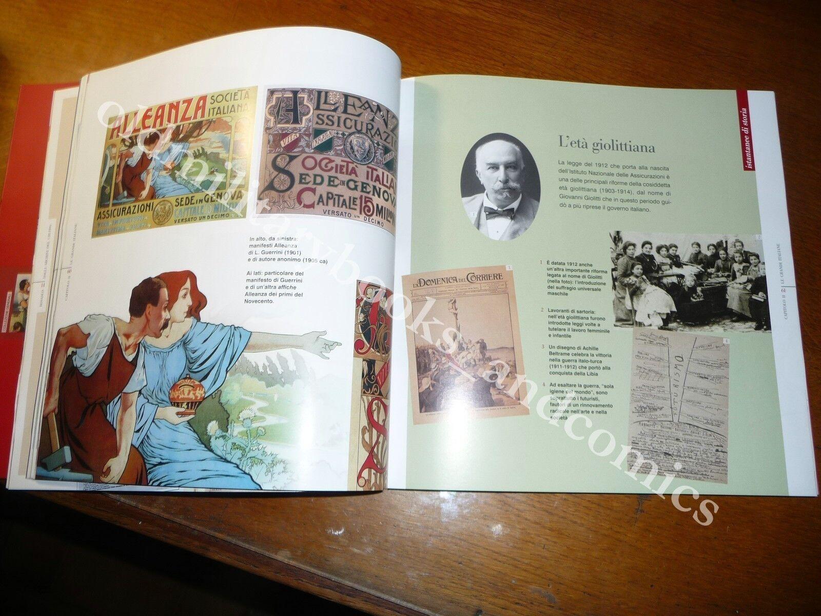 L'IMMAGINE IL GRUPPO GENERALI E L'ARTE DELLA RECLAME LE ASSICURAZIONI E PUBBLICI