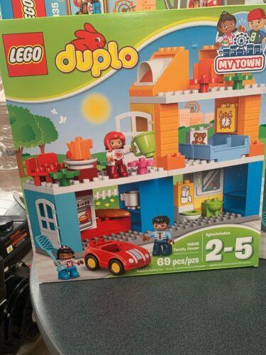 Lego Duplo My Town 69 Piece Set
