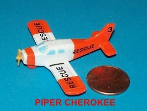 Details about Micro Machines Vehicle: PIPER APACHE / CHEROKEE? NEW