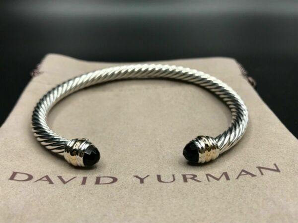 David Yurman Cable Classics 5mm Bracelet Sterling Silver