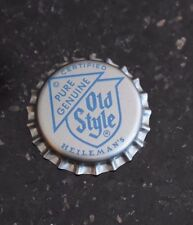 NOS Heilemans Pure Genuine Old Style Beer Bottle Cap UNUSED UNCRIMPED NEW