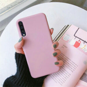 Back-Soft-simple-Case-Slim-TPU-Frosted-Silicone-For-Huawei-P30-P20-Pro-P30-Lite