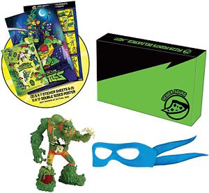 Teenage Mutant Ninja Turtles Tmnt Muckman Figure Set New Free Shipping
