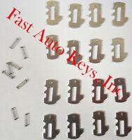 Gm Door Lock Cylinder Tumbler & Springs Set 19120148 To 19120151