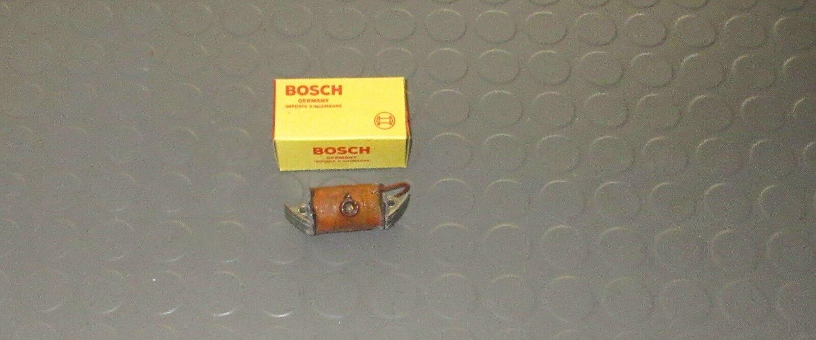 Zündanker Zündspule Zündapp Hercules Bucher MAG original Bosch 2 204 210 013 NOS