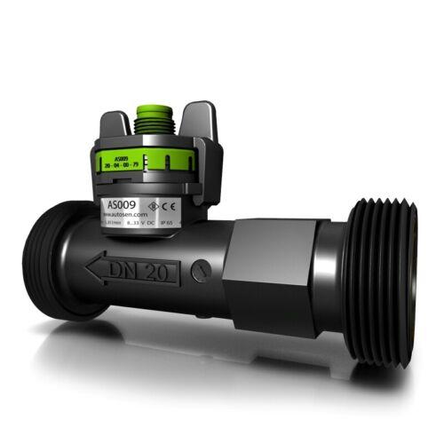 Vortex-Durchflusssensor für 5...85l//min autosen AS009