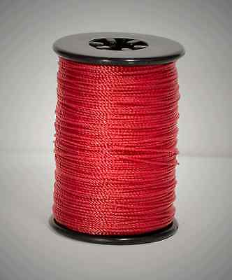 Brownell Red #4 Nylon Serving Jig Spool Bowstring Material Bow String