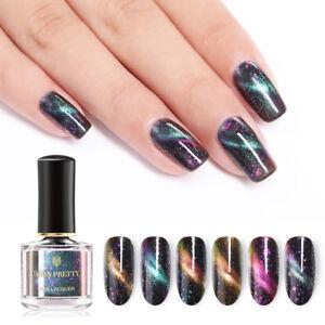 6ml-BORN-PRETTY-Cat-Eye-Magnetic-Nail-Polish-Chameleon-Glitter-Varnish