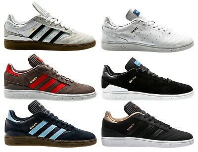 adidas Shoes Busenitz (core blackftwr whitescarlet)