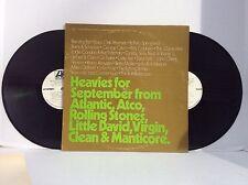 HEAVIES FOR SEPTEMBER ATLANTIC ATCO Rolling Stones Buffalo Springfield 2 LPs
