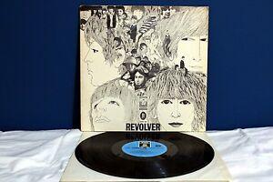 The-Beatles-REVOLVER-LP-EX-EX-EX-Vinile-RaRo