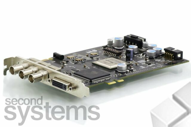 PNY nVidia G-Sync II VCQFXGSYNCG80 PCI-E x1 Option Quadro Framelock Card