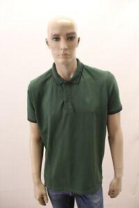 Polo-BLAUER-Uomo-Maglia-Maglietta-T-Shirt-Man-Taglia-Size-XXL