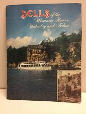 Dells Of The Wisconsin River Yesterday & Today Paperback 1978 H H Bennett Studio
