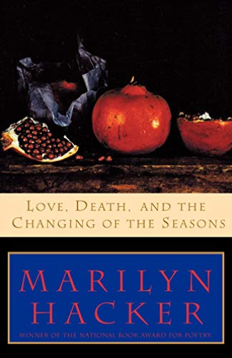 Hacker Marilyn-Love Death & The Changing Of T (US IMPORT) BOOK NEU