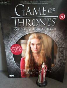 Figurine-Cersei-Lannister-Queen-Regent-Game-Of-Thrones-Issue-30-EAGLEMOSS