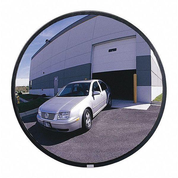 Zgold SELECT DCVIP-26T-VT Outdoor Convex Mirror,26 Dia, Acrylic