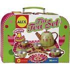 ALEX by Panline USA Inc. Ale705w Tin Tea Set
