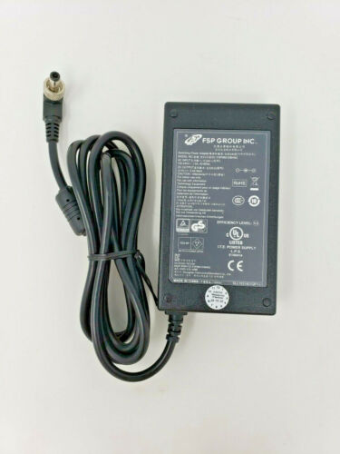 FSP GROUP FSP060-DIBAN2 SWITCHING POWER ADAPTER 100-240V 50//60 Hz 1.5A 12V New!