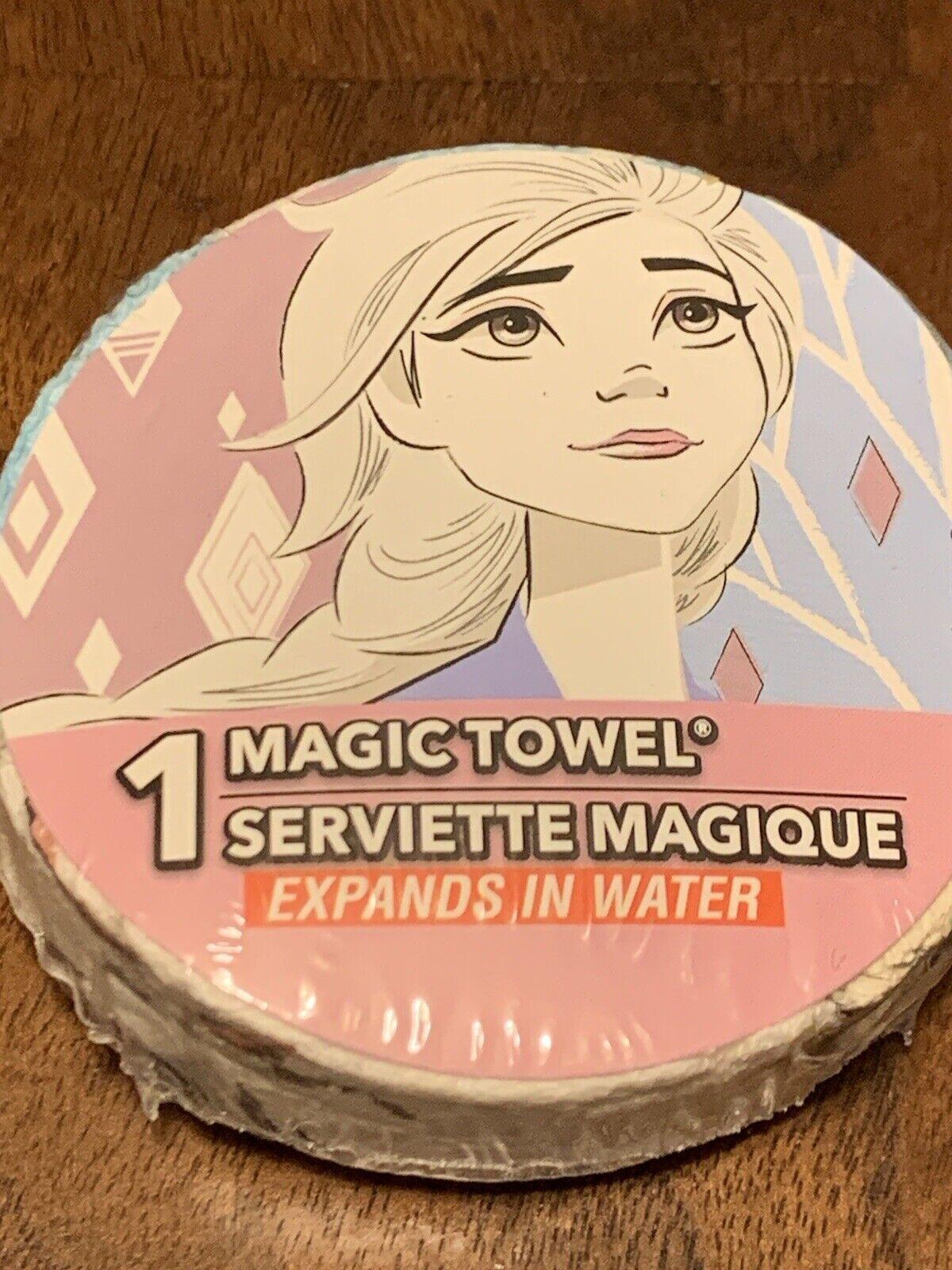 ROSIE Compressed Magic Towel **FREE POSTAGE**