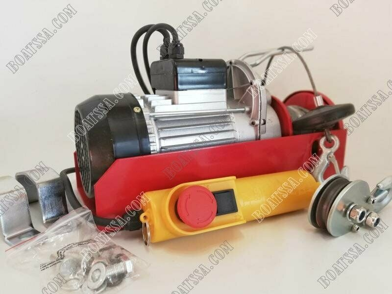 ELECTRIC CABLE HOIST EH1000 220V (500-1000KG) ON SPECIAL - *LIMITED STOCK*