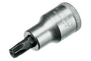 Gedore-6201300-T50-itx19b-1-2-034-Para-Empotrado-Torx-tornillos-cabeza-Tamper