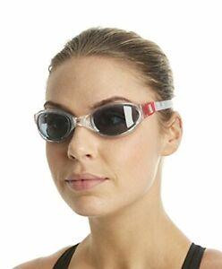 Speedo-Adult-Futura-Plus-Goggles-WhiteGrey-One-Size