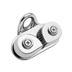 New-316-Stainless-Steel-Cam-Cleat-with-Leading-Ring-Boat-Marine-Sailing-Sailboat