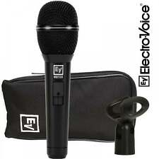 Electro-Voice Cardioid Female Vocal Microphone with Switch - Inc Bag & Mic Clip