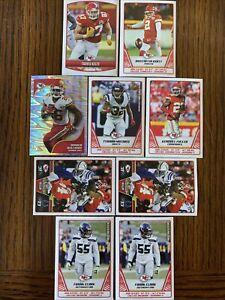 2019 Panini NFL Football Stickers Kansas City Chiefs Travis Kelce
