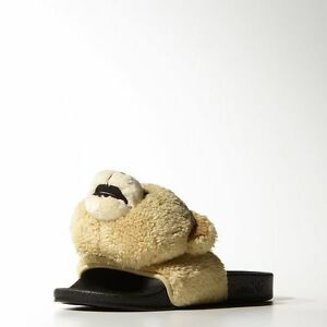 adidas jeremy scott bear slides