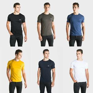883-Police-Mens-Casual-Cotton-Slim-Fit-Crew-Neck-Designer-Hero-T-shirt-Tee-Top
