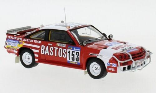 Colsoul//Lopes NEU! IXO 1:43 RAC252 1984 Opel Manta 400 Rallye Paris Dakar