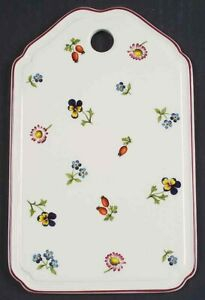 Villeroy-amp-Boch-Petite-Fleur-Porcelain-Cheese-amp-Cracker-Board-Luxembourg-Germany