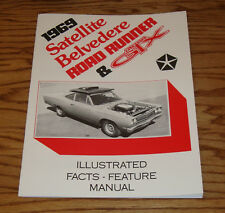 Plymouth Belvedere 1969 Satellite For Sale Online Ebay