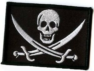 Navy seal pirate patch