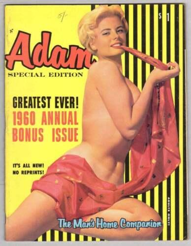 29 ISSUES PDF Files on CD Vintage Adam Magazines