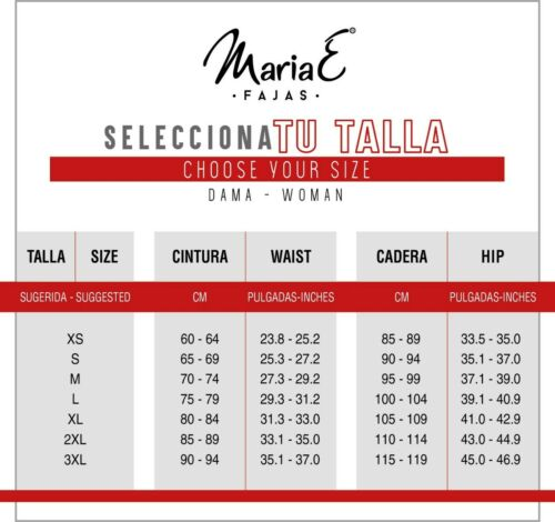 MARÍA E  Colombian Slimming Butt Lifter Shapewear For Woman Ref FP100