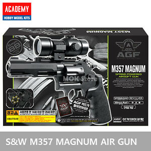 ACADEMY-S-amp-W-M357-Magnum-Smith-amp-Wesson-Airsoft-Pistol-BB-Toy-Gun-Replica-Full-Size
