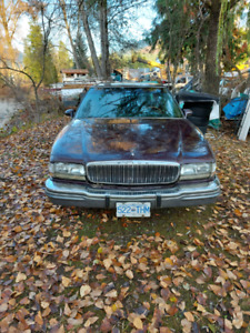 1994 Buick Park Avenue Grey