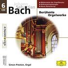 Berühmte Orgelwerke: Präludien,Toccaten,Fugen von Simon Preston (2011)