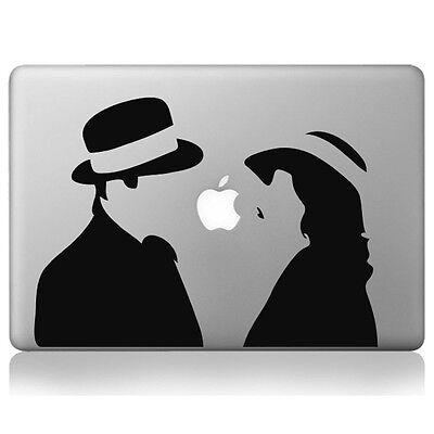 "Love First Sight Vinyl Decal Sticker Skin for Apple MacBook Pro Air Mac 13"" inch"