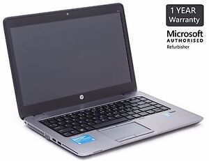 HP-Elitebook-840-G1-Ultrabook-i5-4300u-8GB-Ram-120GB-SSD-Windows-10-Home