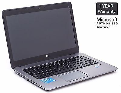 HP Elitebook 840 G1 Ultrabook i5 4300u 8GB Ram 120GB SSD Windows 10 Home