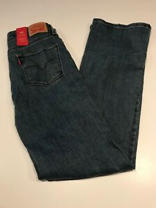 c8df056a1dc Image is loading NEW-Womens-Levis-Slimming-Bootcut-Jeans-size-27-