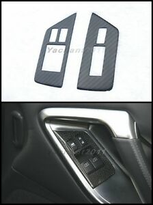 Details about Dry Carbon Kit For 08-16 Nissan R35 GTR LHD RSW Window Switch  Panel Cover MATTE