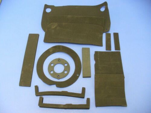 63 64 Ford Galaxie Mercury heater seal kit