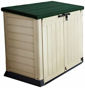 Keter-Store-It-Out-Max-1200L-Storage-Shed-Beige-Green